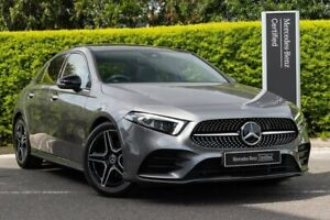2019 Mercedes-Benz A-Class V177 800MY A200 DCT Grey 7 Speed Sports Automatic Dual Clutch Sedan