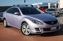 2009 Mazda 6 GH1051 MY09 Luxury Silver 5 Speed Sports Automatic Sedan Osborne Park Stirling Area Preview
