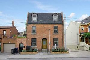 Queen West/Trinity Bellwoods full 3 bed/3bath home!!