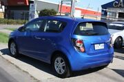 2013 Holden Barina TM MY13 CD Blue 6 Speed Automatic Hatchback Altona North Hobsons Bay Area Preview