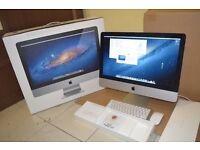 Apple iMac 21.5 inch i5 QUADCORE 2.5 Ghz 12gb Ram 500 HD Logic9 Adobe FinalCutProX/Studio