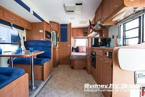 U3344 Winnebago Leisure Seeker, Iveco Auto, Spacious Slide Out Penrith Penrith Area Preview