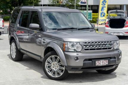 2011 Land Rover Discovery 4 Series 4 MY11 V8 CommandShift Stornoway Grey 6 Speed Sports Automatic
