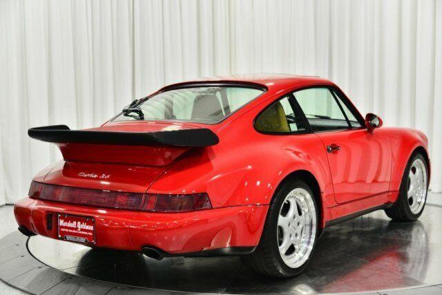 Image 13 Coche Americano usado Porsche 911 1994