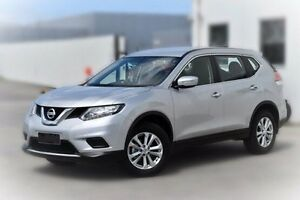 2016 Nissan X-Trail T32 ST X-tronic 2WD Silver 7 Speed Constant Variable Wagon Pakenham Cardinia Area Preview