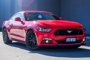 2016 Ford Mustang FM GT Fastback Red 6 Speed Manual Fastback Osborne Park Stirling Area Preview