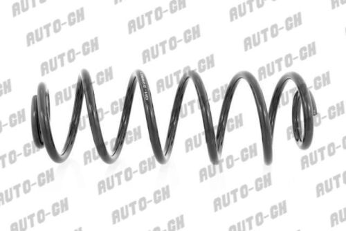 2 REAR COIL SPRINGS FOR SEAT LEON 10.1999-09.2005