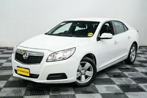 2014 Holden Malibu V300 MY13 CD White 6 Speed Sports Automatic Sedan Edgewater Joondalup Area Preview