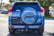 2012 Toyota Landcruiser Prado KDJ150R GXL Blue Storm 5 Speed Sports Automatic Wagon Glendalough Stirling Area Preview
