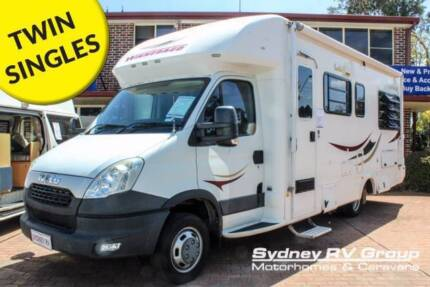 U3602 Winnebago Esperence B2664SL With Dinette Slide Out Penrith Penrith Area Preview