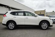2016 Nissan X-Trail T32 TS (FWD) White Continuous Variable Wagon Cannington Canning Area Preview