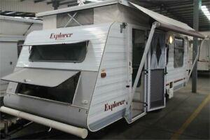 1999 Roadstar Explorer Pop Tops Kilburn Port Adelaide Area Preview