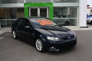 2014 Ford Falcon FG MkII XR6 Turbo Blue 6 Speed Sports Automatic Sedan Mount Gravatt Brisbane South East Preview