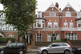 West Hampstead NW6. Large three bed, three bath split level apartment in central West Hampstead