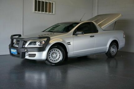 2008 Holden Commodore VE Omega Silver 4 Speed Automatic Utility