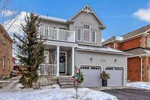2-Storey Det'd 3 Bdrm Whitby Home For Sale