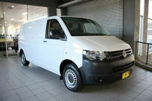2015 Volkswagen Transporter T5 MY15 TDI 340 LWB Mid White 6 Speed Manual Van Thornleigh Hornsby Area Preview