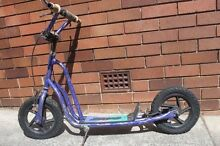 Scooter with pneumatic wheels Strathfield Strathfield Area Preview