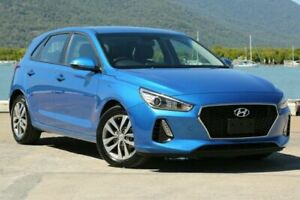 2018 Hyundai i30 PD MY18 Active Blue 6 Speed Sports Automatic Hatchback Portsmith Cairns City Preview
