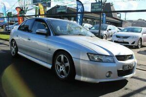 2005 Holden Commodore VZ SV6 Silver 6 Speed Manual Sedan West Footscray Maribyrnong Area Preview