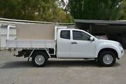 2014 Isuzu D-MAX MY15 SX Space Cab White 5 Speed Sports Automatic Cab Chassis Ferntree Gully Knox Area Preview