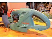 Boxed, as new, Bosch AHS 41 ACCU Cordless hedgecutter