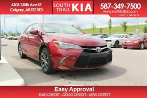 2016 Toyota Camry XSE, BLIND SPOT SENSORS, SUNROOF, HEATED SEATS