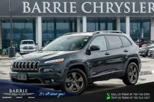 2016 Jeep Cherokee ***75TH ANNIVERSARY EDITION***PANORAMIC SUNRO