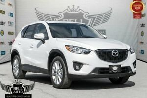 2015 Mazda CX-5 GT NAVIGATION SUNROOF LEATHER BACKUP CAMERA