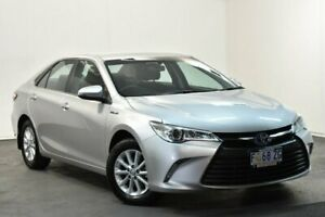 2016 Toyota Camry AVV50R MY15 Altise Hybrid Silver Continuous Variable Sedan North Hobart Hobart City Preview