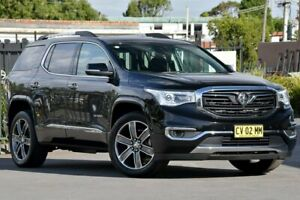2019 Holden Acadia Black Sports Automatic Wagon Vermont Whitehorse Area Preview