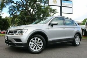 2017 Volkswagen Tiguan 5N MY18 110TSI DSG 2WD Trendline Grey 6 Speed Sports Automatic Dual Clutch Earlville Cairns City Preview