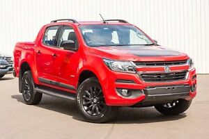 2017 Holden Colorado RG MY17 Z71 Pickup Crew Cab /std 6 Speed Sports Automatic Utility Kings Park Blacktown Area Preview