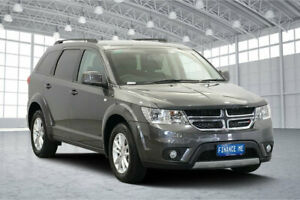 2014 Dodge Journey JC MY14 SXT Grey 6 Speed Automatic Wagon Victoria Park Victoria Park Area Preview