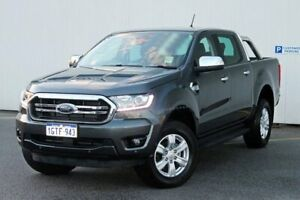2018 Ford Ranger PX MkIII 2019.00MY XLT Pick-up Double Cab Grey 6 Speed Sports Automatic Utility Midland Swan Area Preview