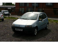 Fiat Punto 1.2 (Cheap car from 1st owner)