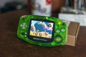 Ultimate GBA (GameBoy Advance).