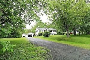 Beautiful Country Lot with Bungalow and Garage