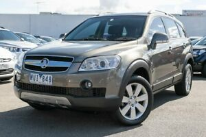 2008 Holden Captiva CG MY09 LX AWD Grey 5 Speed Sports Automatic Wagon Dandenong Greater Dandenong Preview