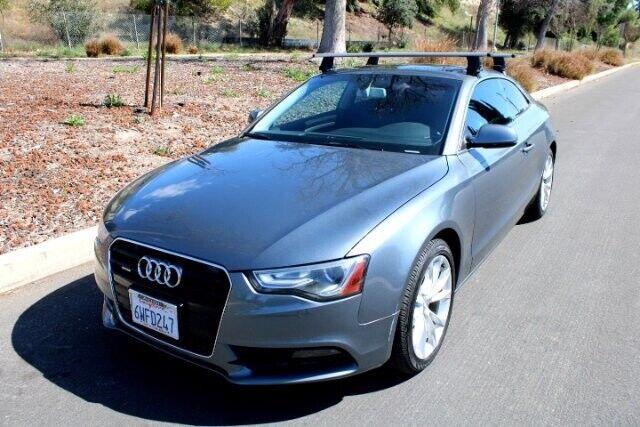 Image 4 Voiture Européenne d'occasion Audi A5 2013