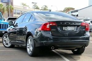 2010 Volvo S60 F D5 Savile Grey 6 Speed Automatic Sedan Dee Why Manly Area Preview