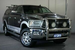 2014 Dodge Ram 2500 HD Laramie Silver 6 Speed Automatic Utility Bayswater Bayswater Area Preview