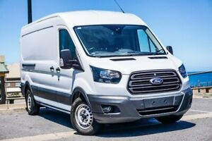 2017 Ford Transit VO 2017.75MY 350L (Mid Roof) White 6 Speed Automatic Van Christies Beach Morphett Vale Area Preview
