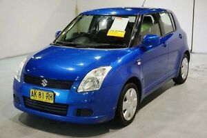 2006 Suzuki Swift RS415 Blue 5 Speed Manual Hatchback Old Guildford Fairfield Area Preview