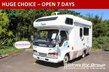 U3079 Elf Caprice, 4 Berth Motorhome with Shower & Toilet Penrith Penrith Area Preview