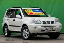 2007 Nissan X-Trail T30 MY06 STS 40TH ANNIVERSARY White 4 Speed Automatic Wagon Ringwood East Maroondah Area Preview