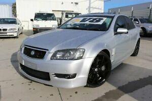2008 Holden Special Vehicles Senator E Series MY09 Signature Silver 6 Speed Sports Automatic Sedan Dandenong Greater Dandenong Preview