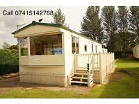 Static caravan for sale in skegness east coast Lincolnshire 3 bed not haven