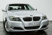 2008 BMW 323I E90 MY08 Steptronic Silver 6 Speed Sports Automatic Sedan Rozelle Leichhardt Area Preview