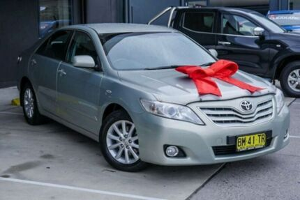 2009 Toyota Camry ACV40R Ateva Silver 5 Speed Automatic Sedan Pennant Hills Hornsby Area Preview